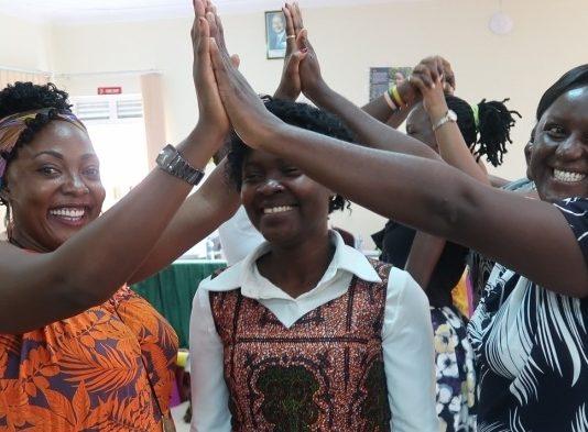 Akina Mom wa Afrika (AMwA) Girls in Management and Mentorship Program 2019