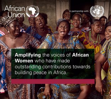 United Nations Workplace to the African Union Require Elections: Remarkable African females advancing peace & & security program in Africa.