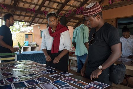 The World Press Image Structure 2019 West Africa Visual Journalism Fellowship (WAVJF)
