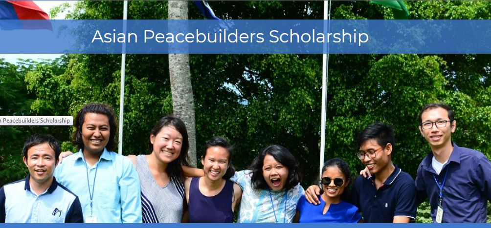 University of Peace Asian Peacebuilders Scholarship 2020/2021(Fully-funded)