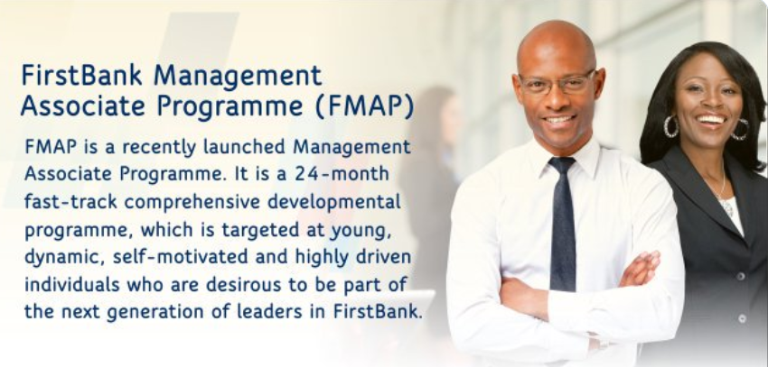 FirstBank Management Partner Program 2019 for young Nigerians