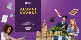 British Council Research Study UK Alumni Awards 2019/2020