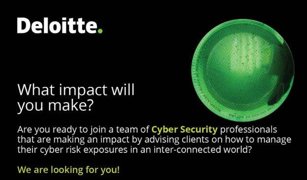 2019 Deloitte Nigeria Recruitment for Cyber Security Professionals