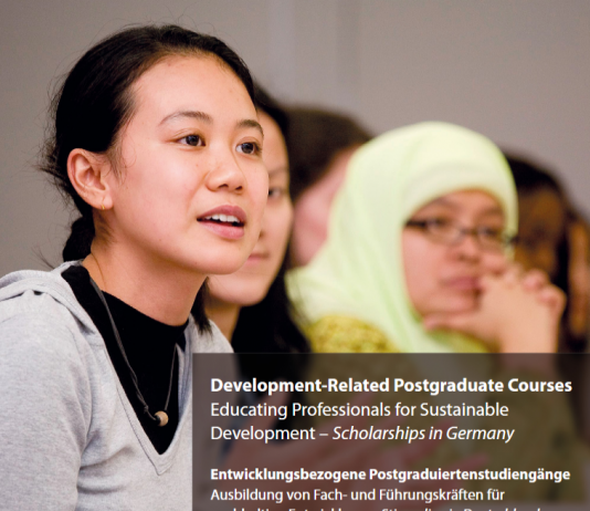 German Academic Exchange Service (DAAD) Development-Related Postgraduate Scholarships 2020/2021 for research study in Germany.
