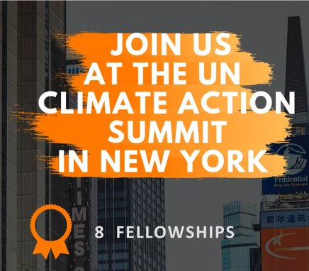 Environment Tracker Reporting Fellowship 2019 for young reporters (Complete Moneyed to attend/cover the UN Environment Action Top in New York City)