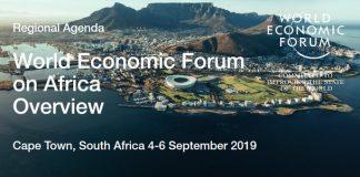 World Economic Online Forum on Africa 2019 Start-ups program– Cape Town, South Africa.