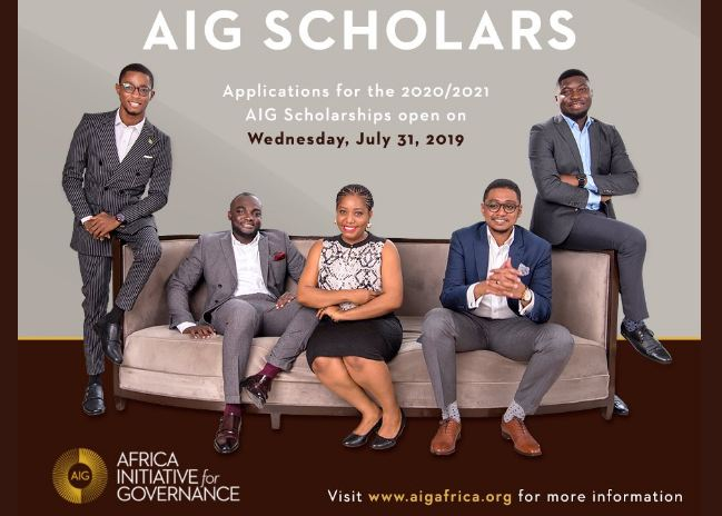 Africa Effort for Governance (AIG) Scholarships 2020/2021 for Master's Research study in the University of Oxford (Fully-funded)