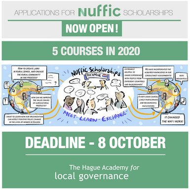 Nuffic Scholarships 2020 for Training Courses at the Hague Academy in the Netherlands (Completely Moneyed)