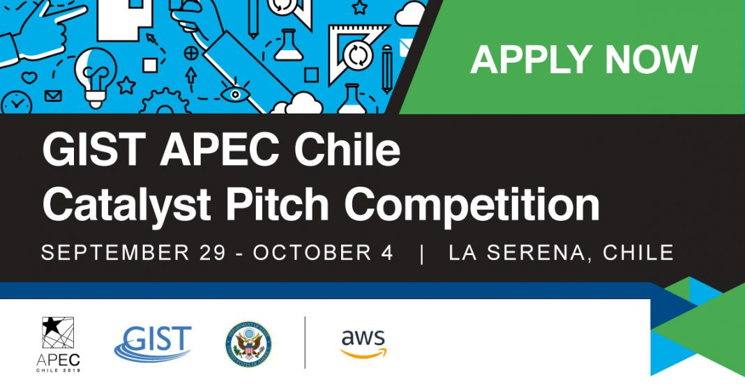 ESSENCE APEC Chile Driver Pitch Competitors 2019