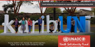 UNAOC Youth Uniformity Fund 2019 for Youth-led Organizations (As Much As USD $25,000)