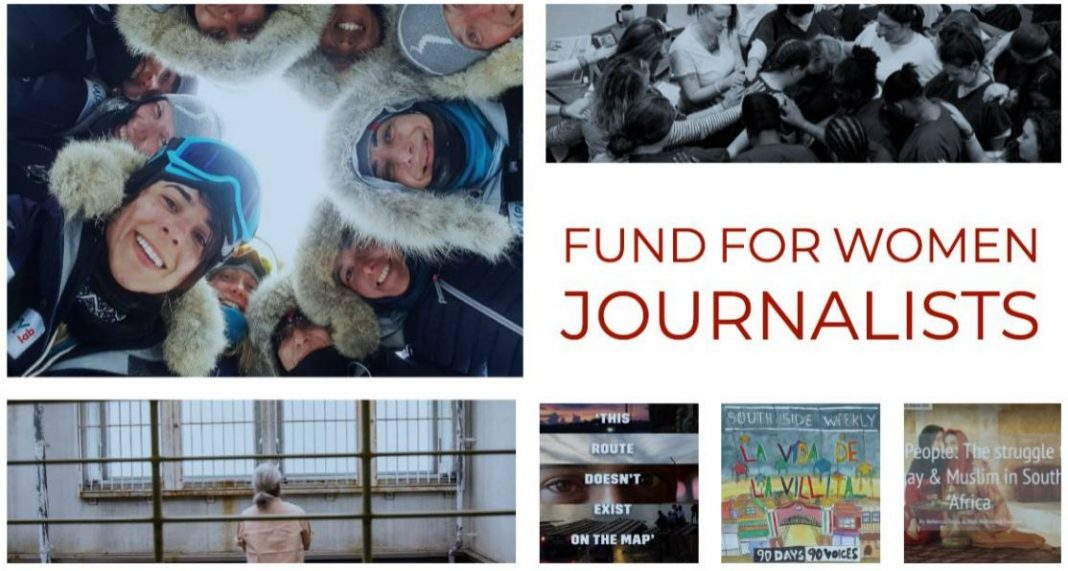 IWMF Howard G. Buffett Fund for Women Reporters 2019 (Round 2)
