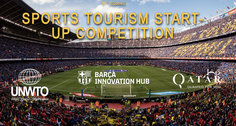 First UNWTO International Tourist and Sports Start-up Competitors 2019