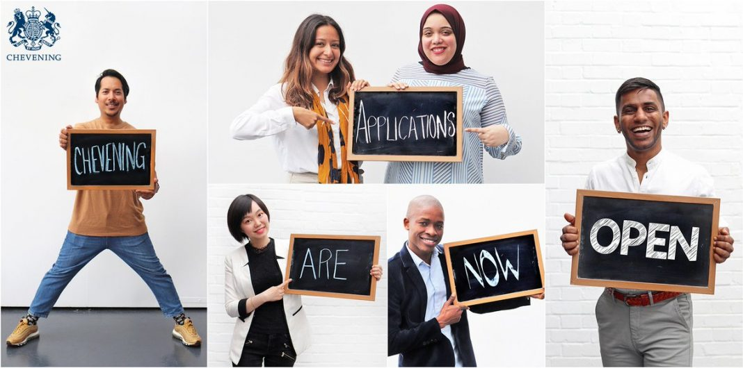 Apply: Chevening UK Federal Government Scholarship to Research Study in the UK 2020/2021(Fully-funded)