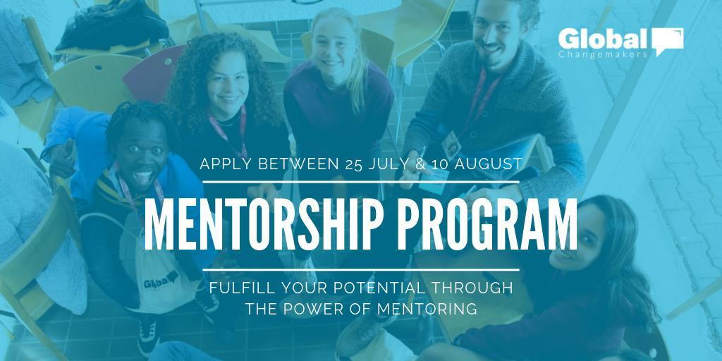 Worldwide Changemakers Mentorship Program 2019