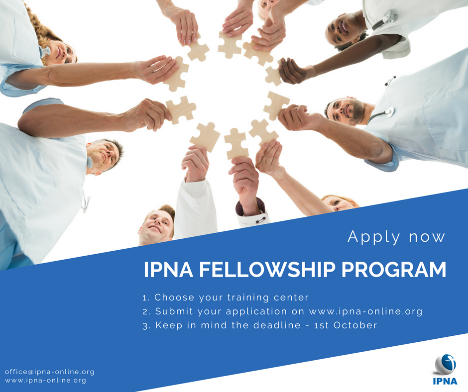 International Pediatric Nephrology Association (IPNA) Fellowship Program 2019