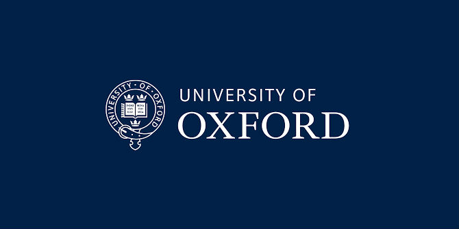Task at University of Oxford: End Up Being the Personal Assistant to the Dean of Blavatnik School of Federal Government