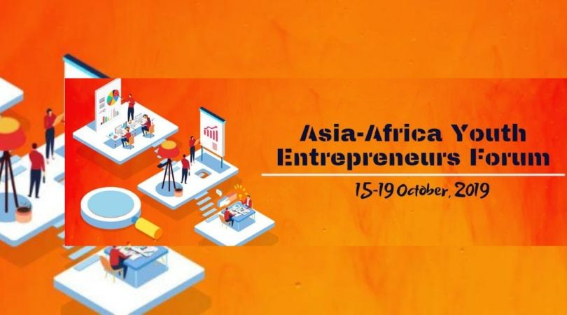 Asia-Africa Youth Business Owners Online Forum 2019 in Beijing, China
