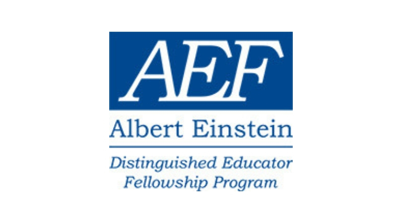 Albert Einstein Distinguished Teacher Fellowship Program 2020-2021 for U.S. Educators (fully-funded)