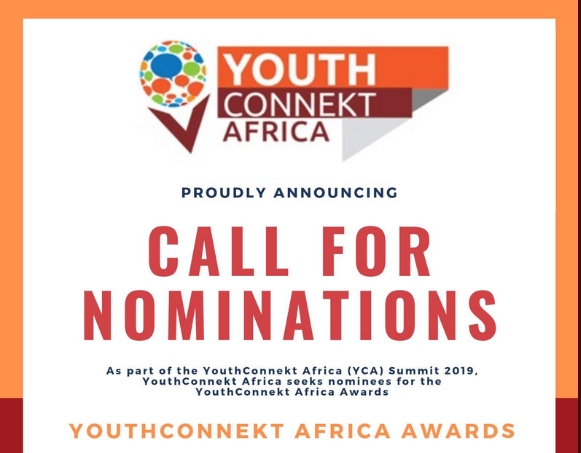 YouthConnekt Africa Awards 2019 for Exceptional African innovators ($ 5,000! reward)