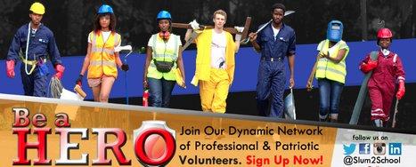 Slum2School Worldwide Volunteer Recruitment for 2019/2020