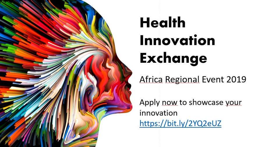 Require Development Proposals: Regional Health Development Exchange 2019 Africa Occasion