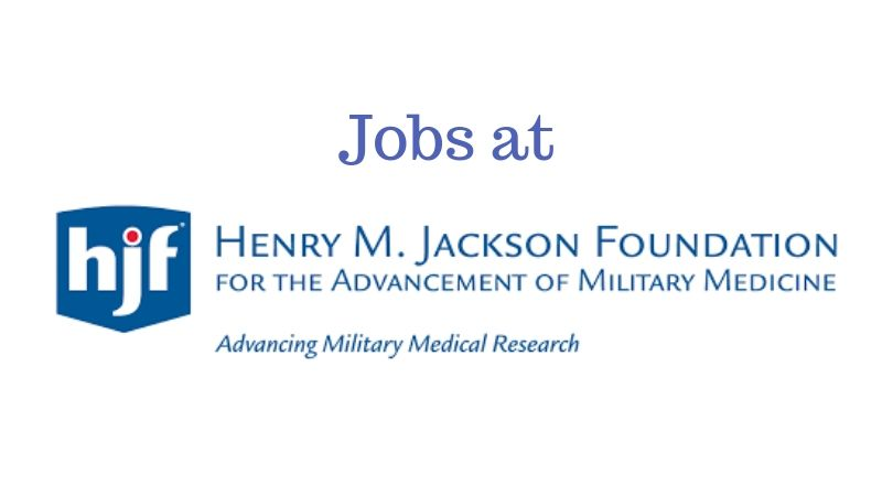 Hot Task: Henry M. Jackson Structure (HJF) is looking for a Research study and Mentor Assistant