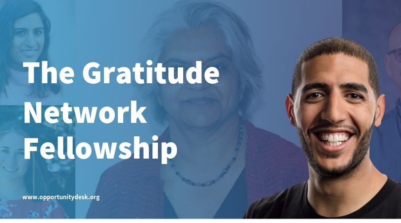 The Appreciation Network Fellowship 2020 for Social Business owners serving kids and youth