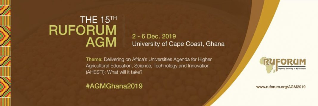 RUFORUM Young African Business Owners Competitors 2019 (Totally Moneyed to the RUFORUM Biennial Conference in Cape Coast, Ghana)