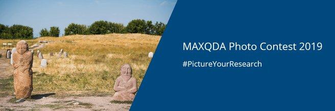 MAXQDA Image Contest 2019– #PictureYourResearch