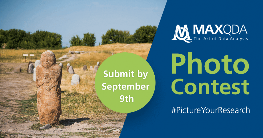 MAXQDA #PictureYourResearch Image Contest 2019