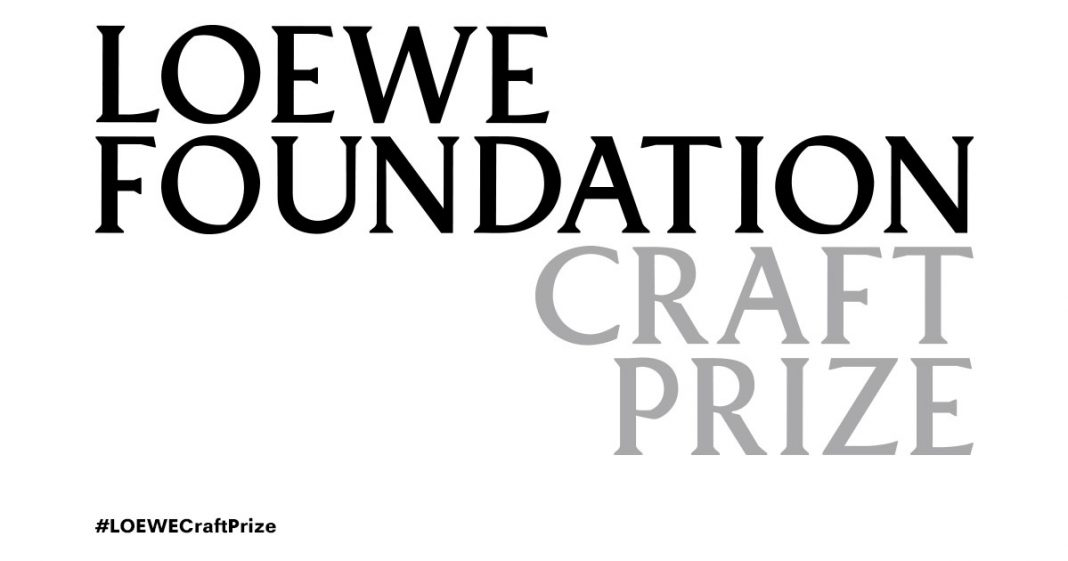 Loewe Structure Craft Reward 2019 for Expert Craftsmens (EUR50,000 Euros prize money)