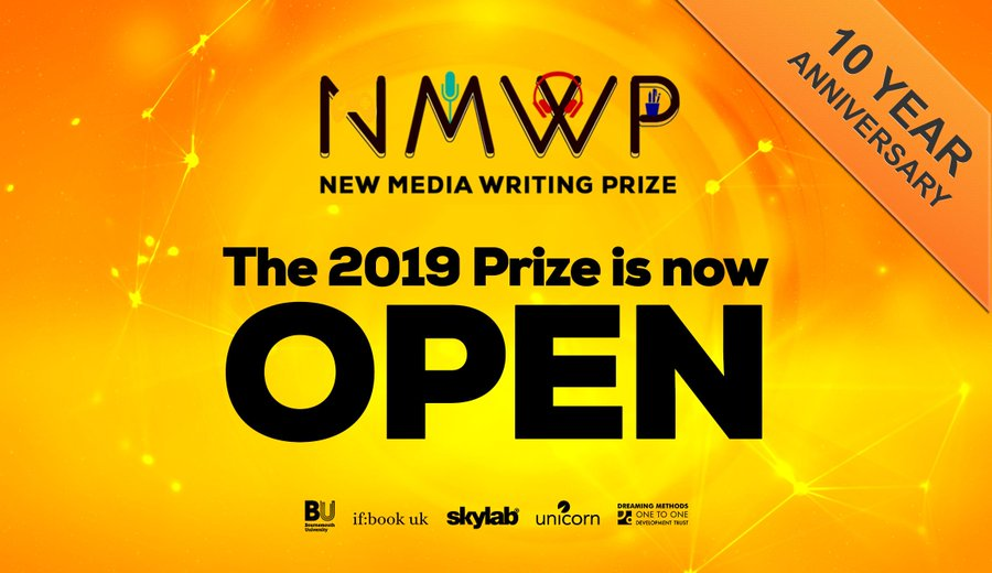 New Media Composing Reward 2019 (₤ 2,000 plus 3 months paid internship at Unicorn Training, Bournemouth, UK)