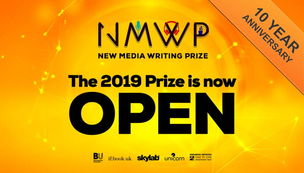 New Media Composing Reward 2019– Worldwide Award for Ingenious Writers
