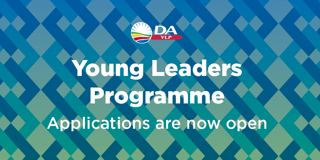 Democratic Alliance (DA) Young Leaders Program 2020 for South Africans