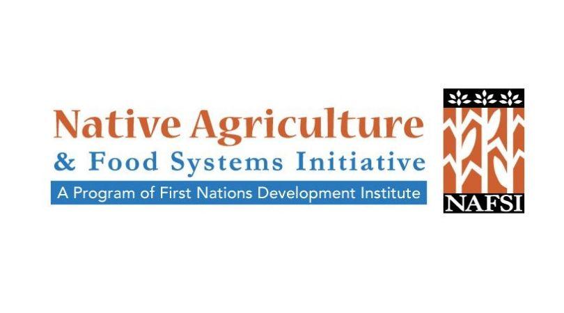 FNDI Native Farming and Food Systems Scholarship Program 2019/2020