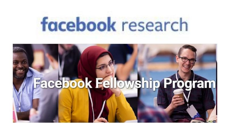 Facebook Fellowship Program 2020 for PhD Trainees (As Much As $37,000 grant plus more)