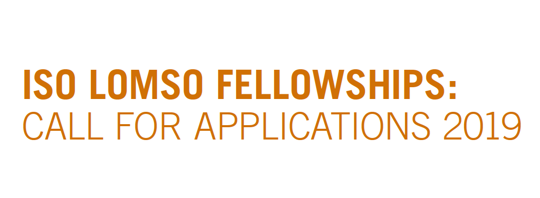 Iso Lomso Fellowships 2019 for Early Profession African Scientist (Totally Moneyed)