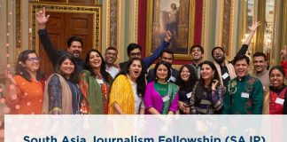 Chevening South Asia Journalism Fellowship (SAJP) 2020 for Mid-career Reporters (Fully-funded)