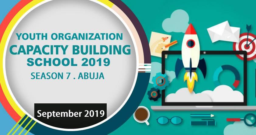 Obtain Youth Organisation Capability Structure School (YOCBS) Season 7 in Abuja, Nigeria