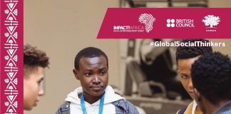 British Council and Ashoka Africa 2019 Worldwide Social Thinkers Contest (Win a journey to the Impact!Africa Top in Kenya)