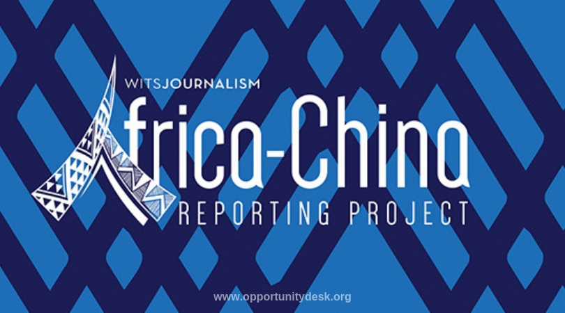 Wits Journalism Africa-China Reporting Task Reporting Grants and Workshop 2019 on Digital Identity, Data & & Innovation in Africa