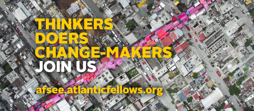 The Atlantic Fellows for Social and Economic Equity Program 2020/2021(Totally Moneyed to London & & Cape Town, South Africa)