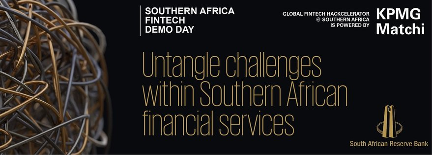 The South African Reserve Bank (SARB) 2019 Worldwide Fintech Hackcelerator @ Southern Africa competitors (Moneyed to 2019 Singapore Fintech Celebration)