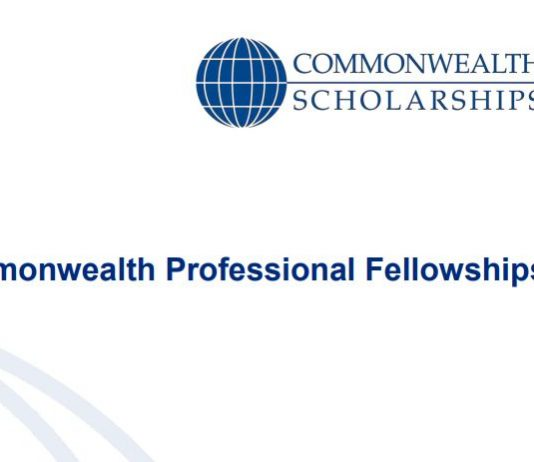 Commonwealth Expert Fellowships 2020 for Mid-career Specialists (Fully-funded)