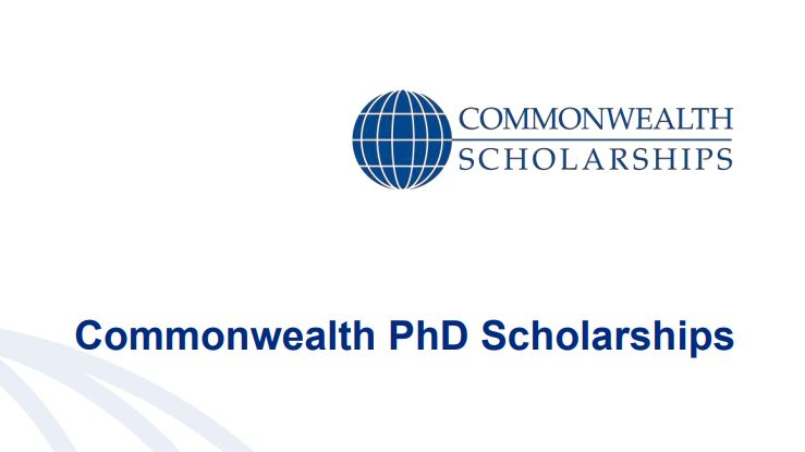 Commonwealth PhD Scholarships 2020 for Least Established Nations and Delicate states (Fully-funded)