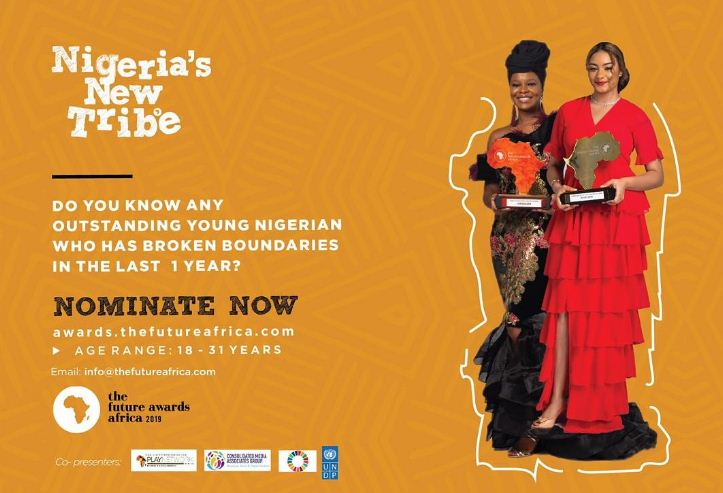 Require Elections: The Future Awards Africa 2019 for Exceptional Youth