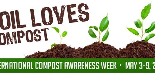 The International Garden Compost Awareness Week (ICAW) 2020 Poster Contest ($500 reward)