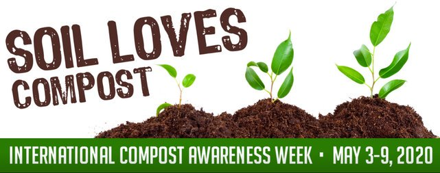 The International Garden Compost Awareness Week (ICAW) 2020 Poster Contest ($500 reward)