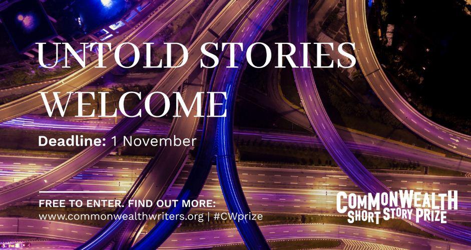 Commonwealth Narrative Reward 2020 for Young Creative Writers (₤15,000 Reward)