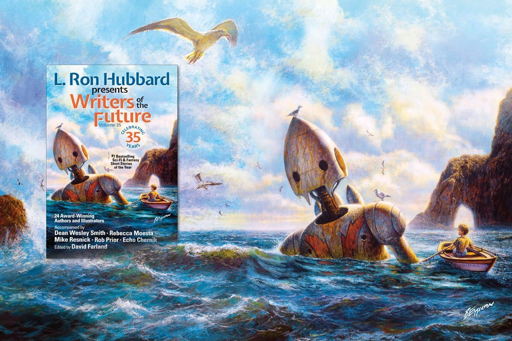 L. Ron Hubbard's Writers of the Future Contest for Quarter 4 2019